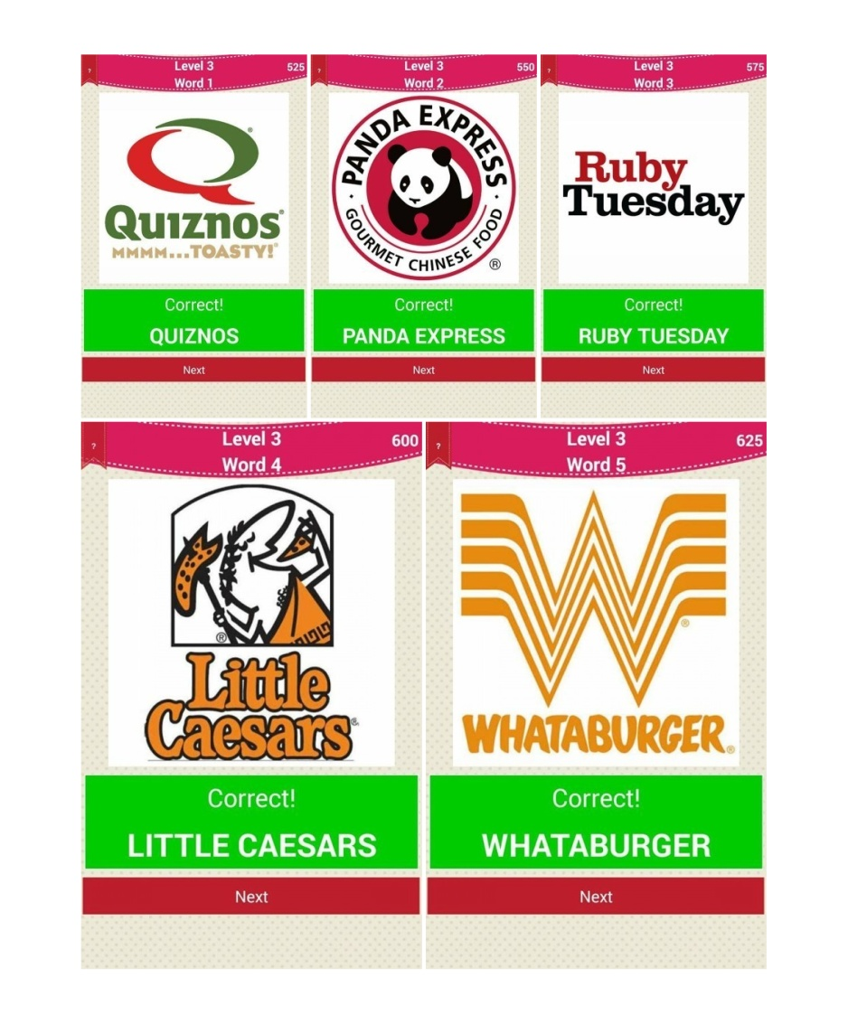 restaurant logo quiz answershelp for those stuck