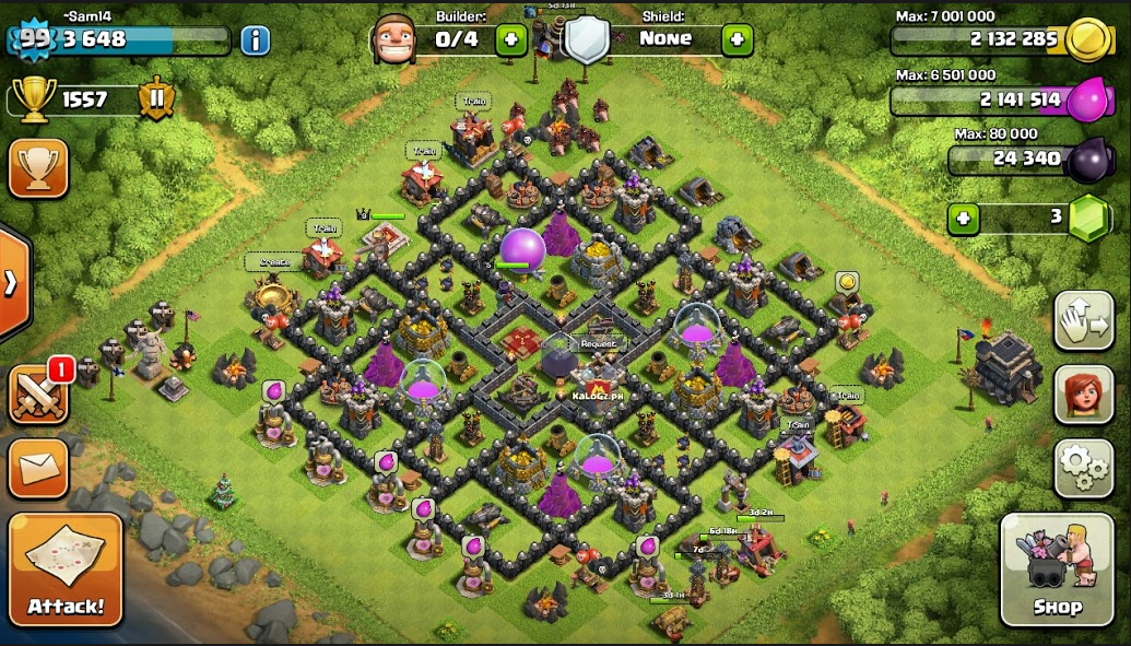 how to start a new coc account