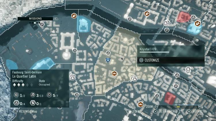 Assassin's Creed Unity FAQ/Walkthrough v1 4 - Neoseeker
