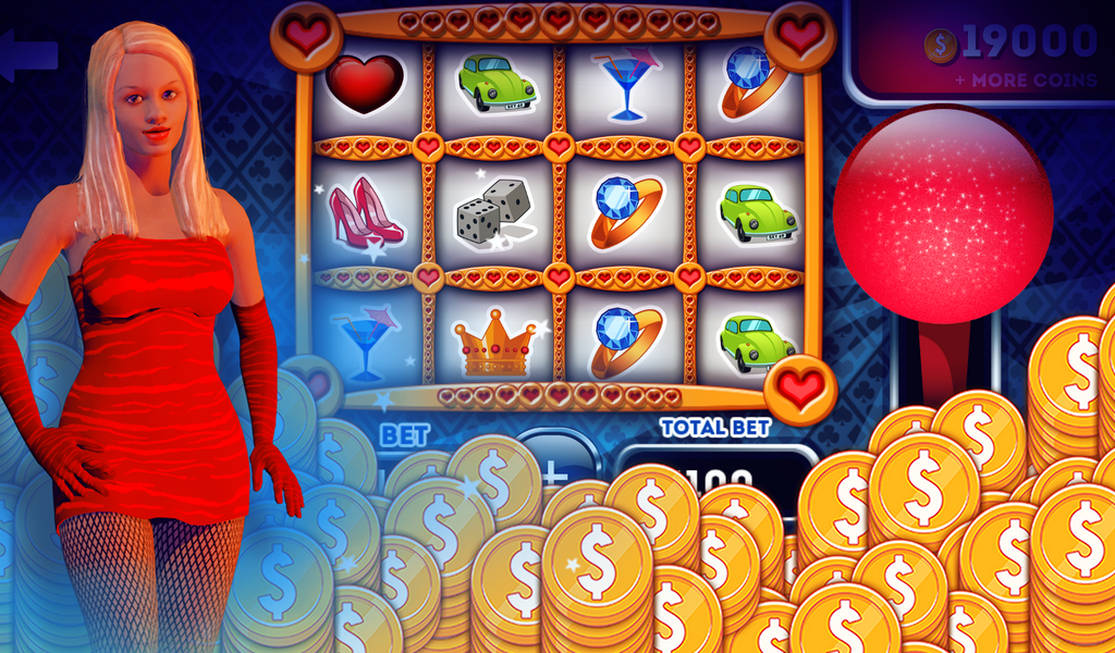 Sexy Themed Slot Machine Games - Play for Free Now