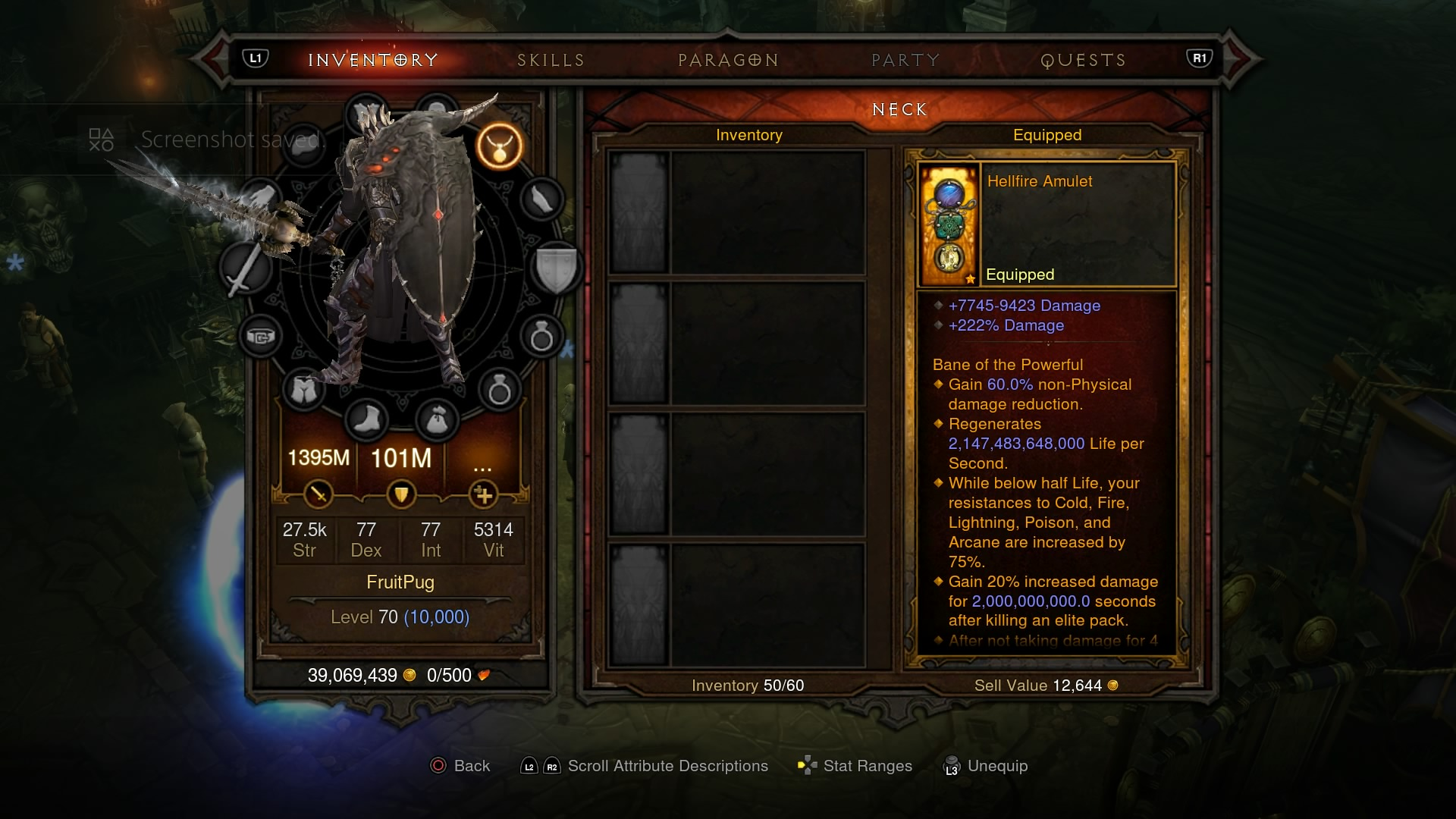 Diablo 3 Modded gear for DCUO trade or something else you
