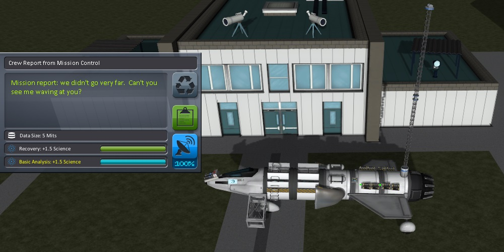 how to build a plane ksp