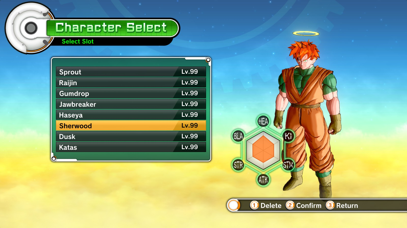 Xenoverse  Builds For Each Race