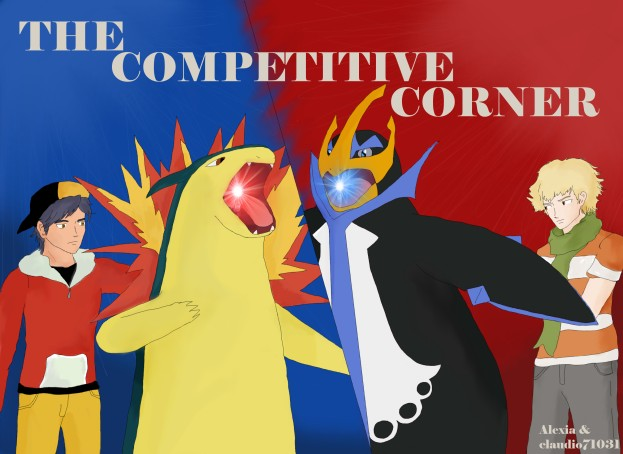 Competitive Corner Banner