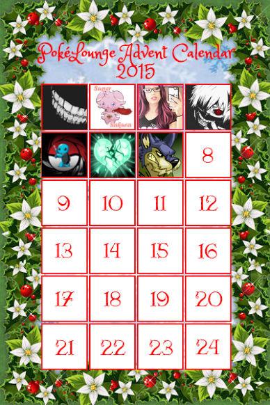 Advent Calendarrrrr