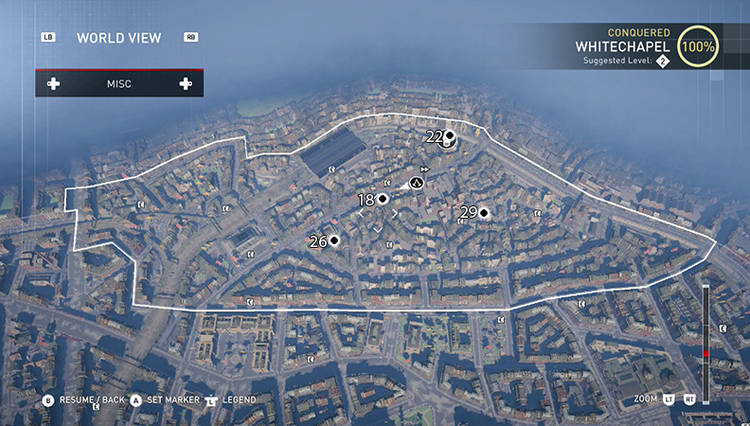 Assassin S Creed Syndicate Secrets Of London Collectible Guide V1 01 Neoseeker Walkthroughs