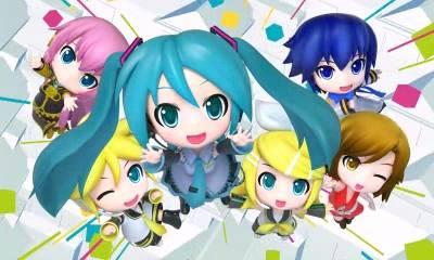 Game Hatsune Miku Project Mirai DX