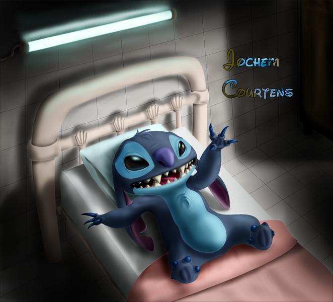 Stitch Lazarus