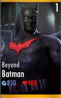 Injustice: Gods Among Us Character Guide v5.1 - godsavant ...