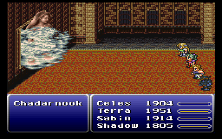 Final Fantasy Iii Final Fantasy Vi Faqwalkthrough V10 Bover87