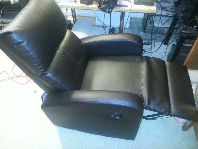 My Computer Recliner - Extended
