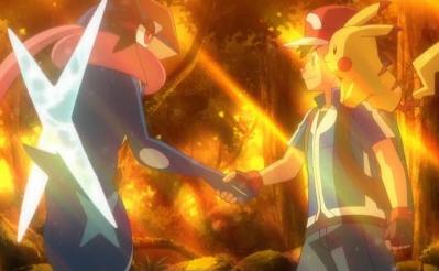 The Mystery Of Ash Greninja Solved Update 27 10 16 Pokemon