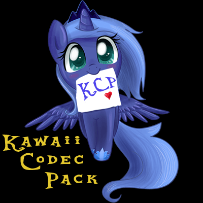 Kawaii Codec Pack - MPC-HC - Custom Logo