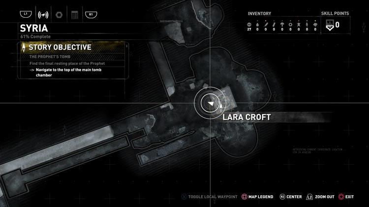 Rise Of The Tomb Raider Faq Walkthrough V1 00 Neoseeker Walkthroughs
