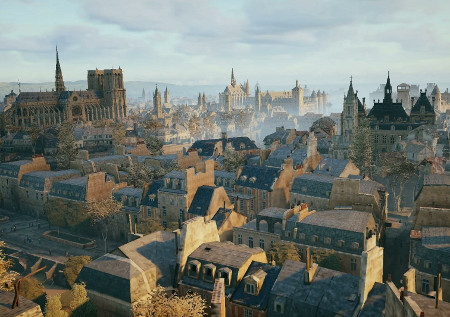 Which Assassins Creed Locations Are Your Favourites Gaming - Paris port au prince