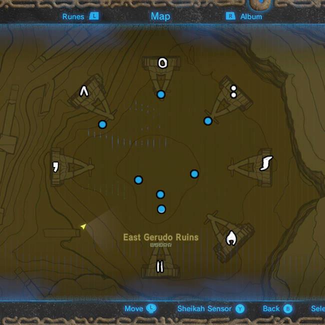 The Legend Of Zelda Breath Of The Wild Shrine Guide V1 01 Neoseeker Walkthroughs In the kara kara bazaar, speak with nobiro to trigger the shrine quest. zelda breath of the wild shrine guide
