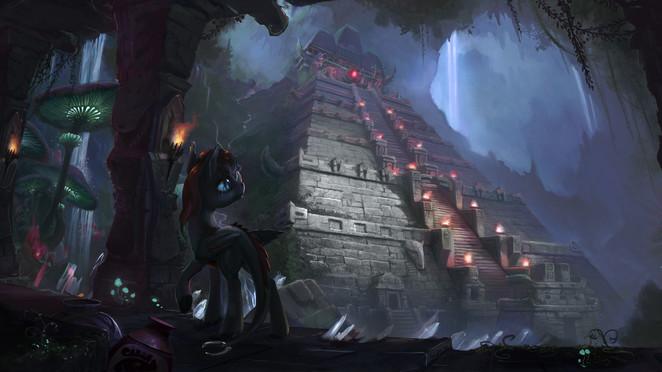 Underworld Mysteries by Devinian (UHD)