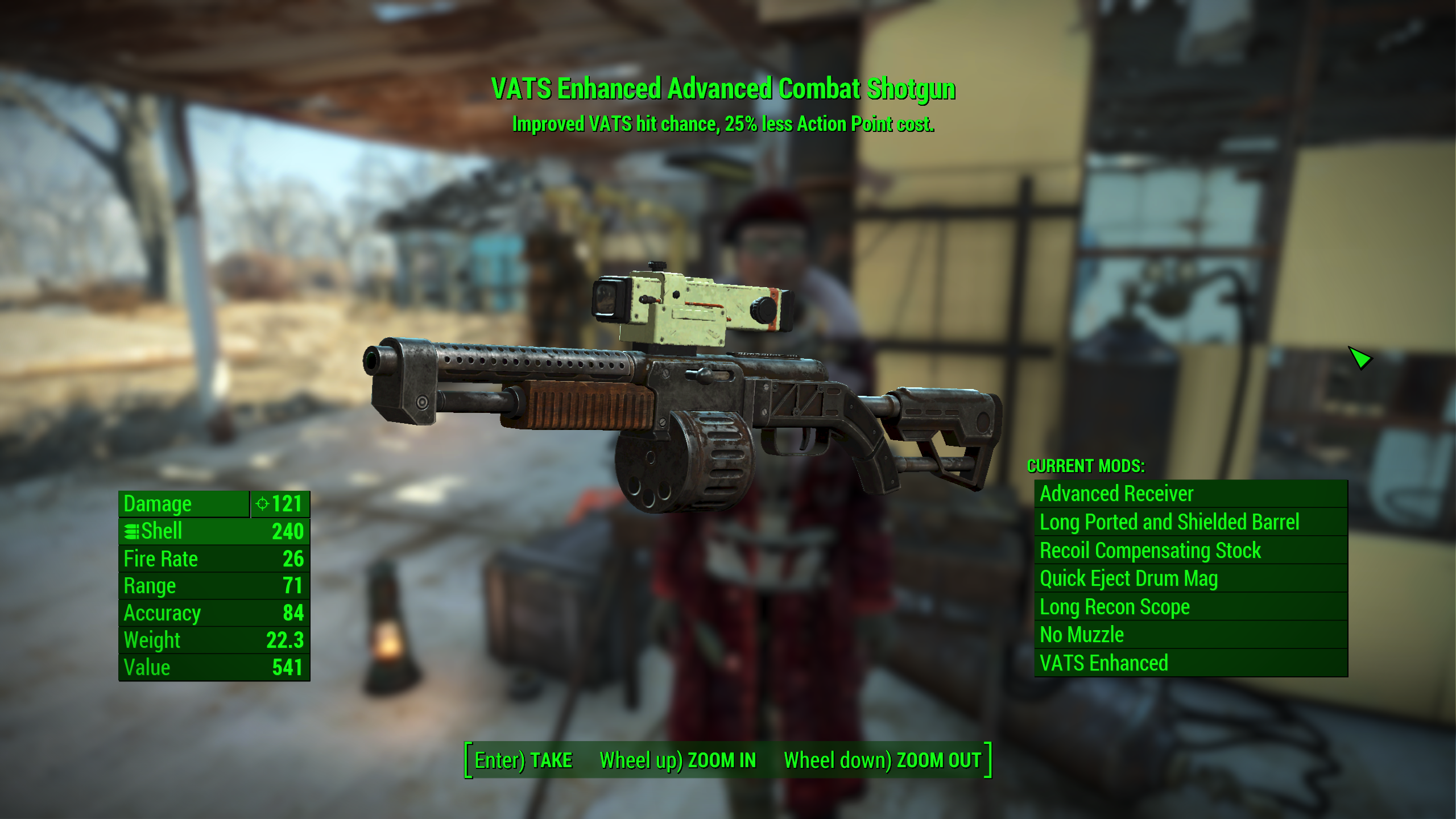 What are your go-to weapons? - Fallout 4 Forum - Neoseeker Forums