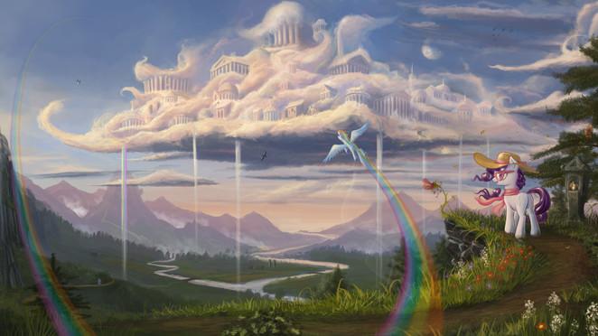 Wonders in the Sky by Devinian (UHD)