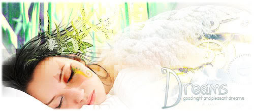 Dream Forum Header