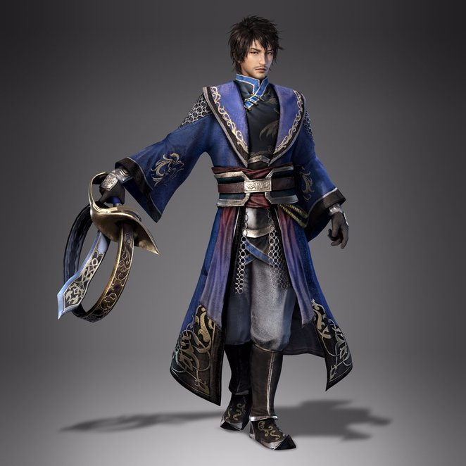 Xun You - Dynasty Warriors 9