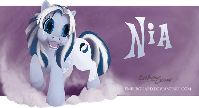 Neoseeker OC Pony Nia - Forum BG