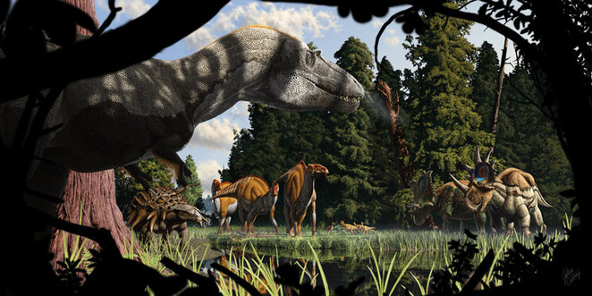 Neoseeker blogs page 5 during the dinosaurs 3 cretaceous period sciox Gallery