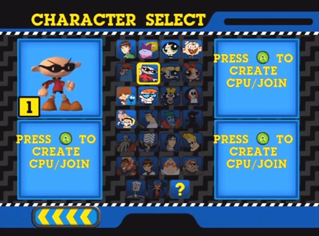 Cartoon Network Punch Time Explosion Xl Faq Move List