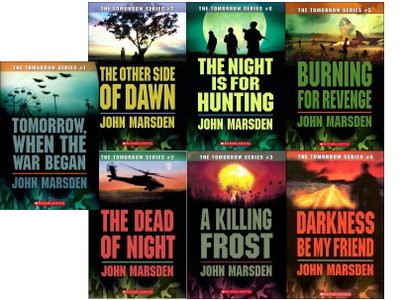 """a summary of the novel tomorrow when the war began by john marsden John marsden's """"tomorrow"""" series began in 1993 with the [] view all titles other resources support tomorrow when the war began summary john marsden."""