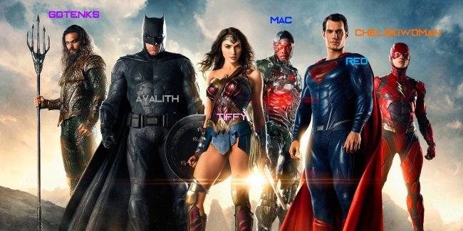 Some Superheroes
