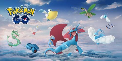 Pokemon Go Generation 3 Header