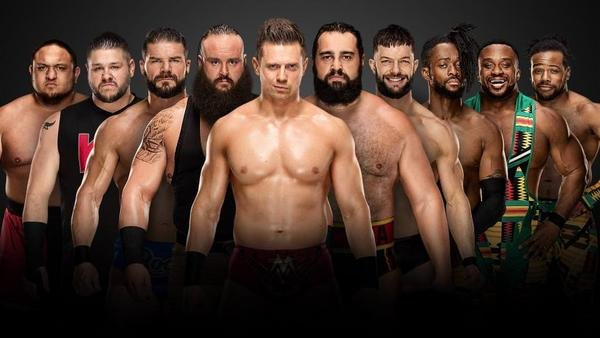 Men's Money in the Bank Match