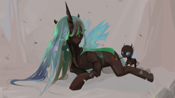 Chrysalis - They Didn't Give Her a Chance QHD