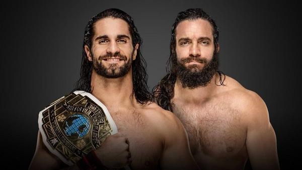 Seth Rollins vs. Elias