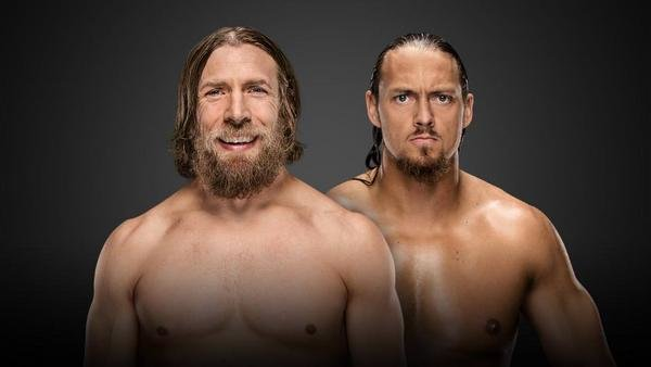Daniel Bryan vs. Big Cass