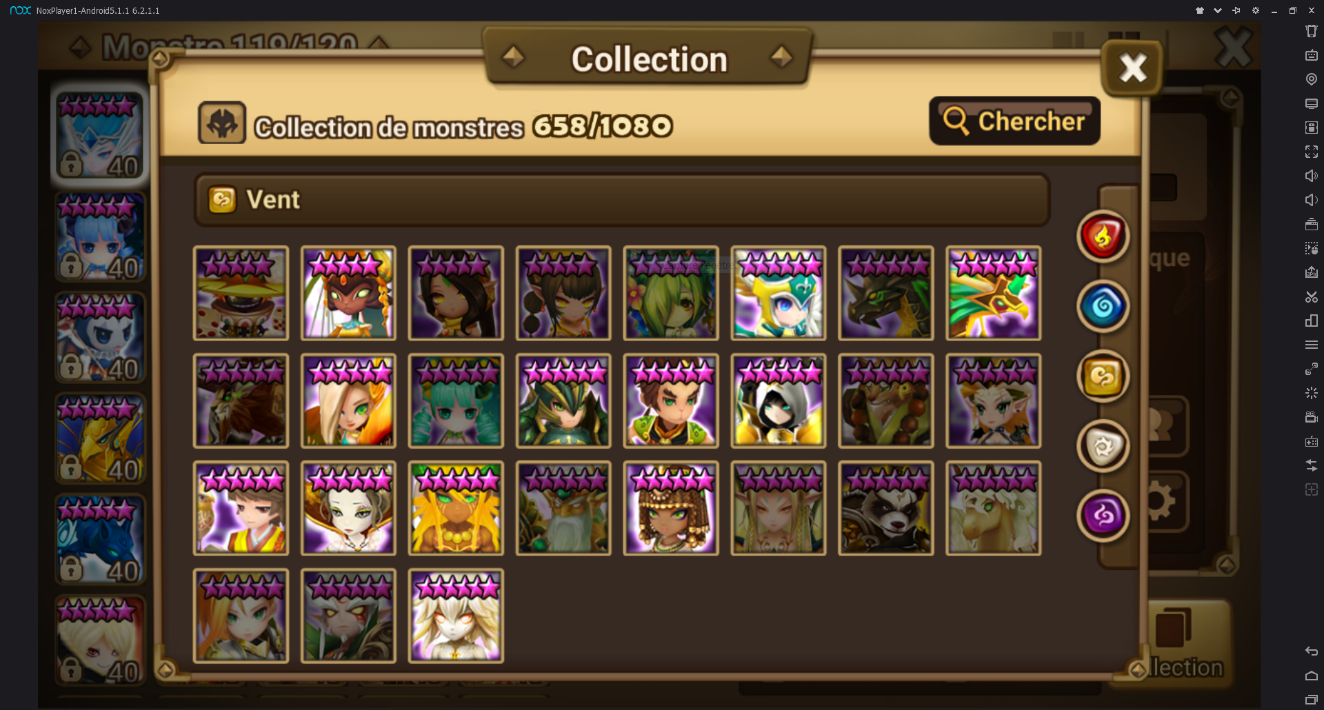 WTT/WTS] EU (75 6 STAR/18 NAT5 without fusion) - Summoners
