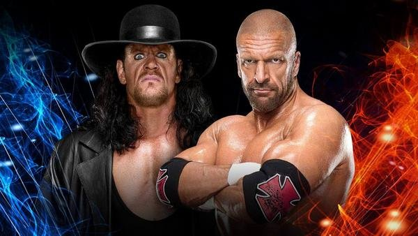 The Undertaker vs. Triple H