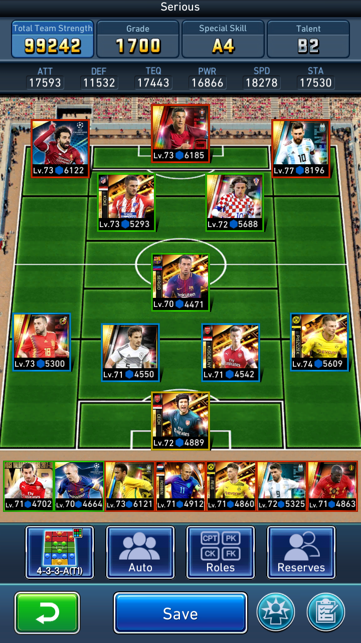 re: PES Card Collection - Page 313 - Mobile Football Games Forum