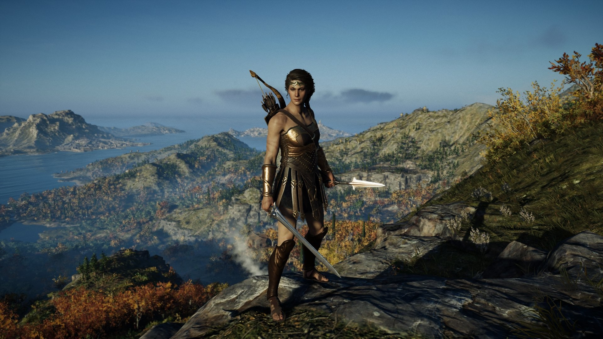 Become Wonder Woman Assassin S Creed Odyssey Forum Neoseeker Forums