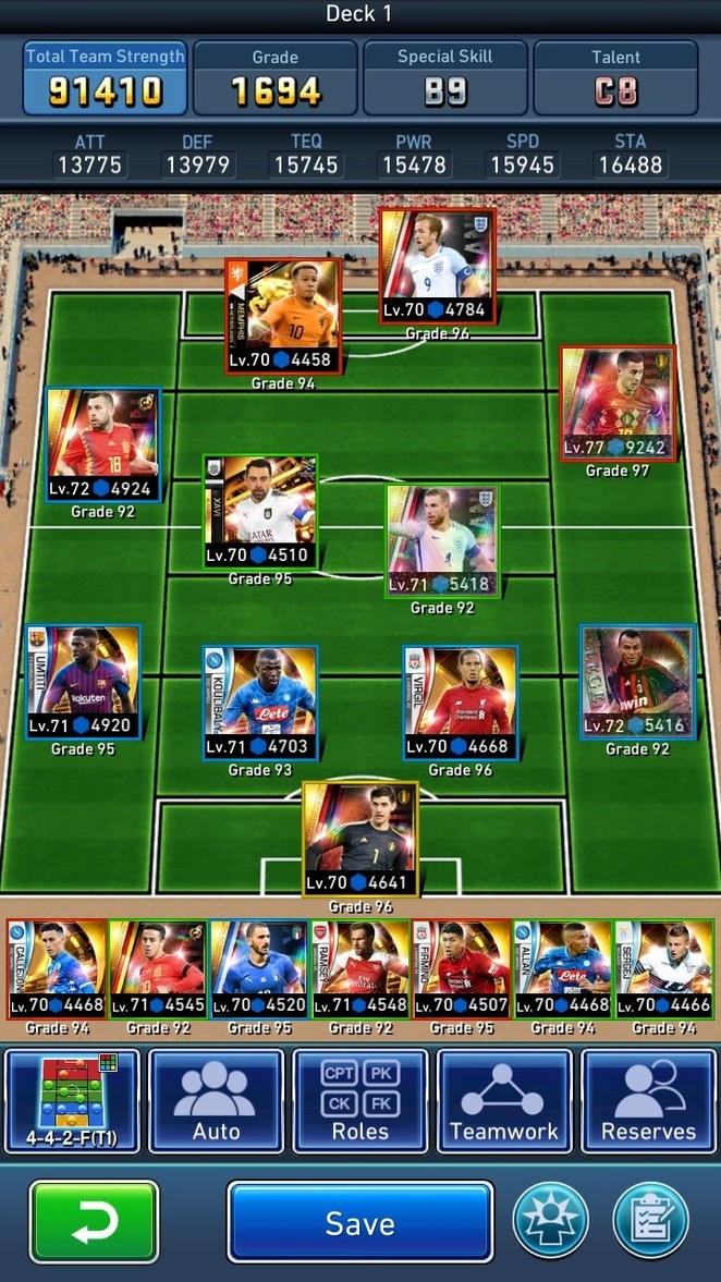 re: PES Card Collection - Page 410 - Mobile Football Games Forum