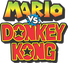 Mario vs. Donkey Kong mini icon