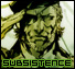 Metal Gear Solid 3: Subsistence mini icon