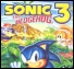 Sonic The Hedgehog 3 mini icon