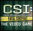 CSI: Fatal Conspiracy icon