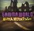 Gamma World: Alpha Mutation icon