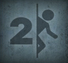 Portal 2 mini icon