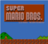 Super Mario Bros. mini icon