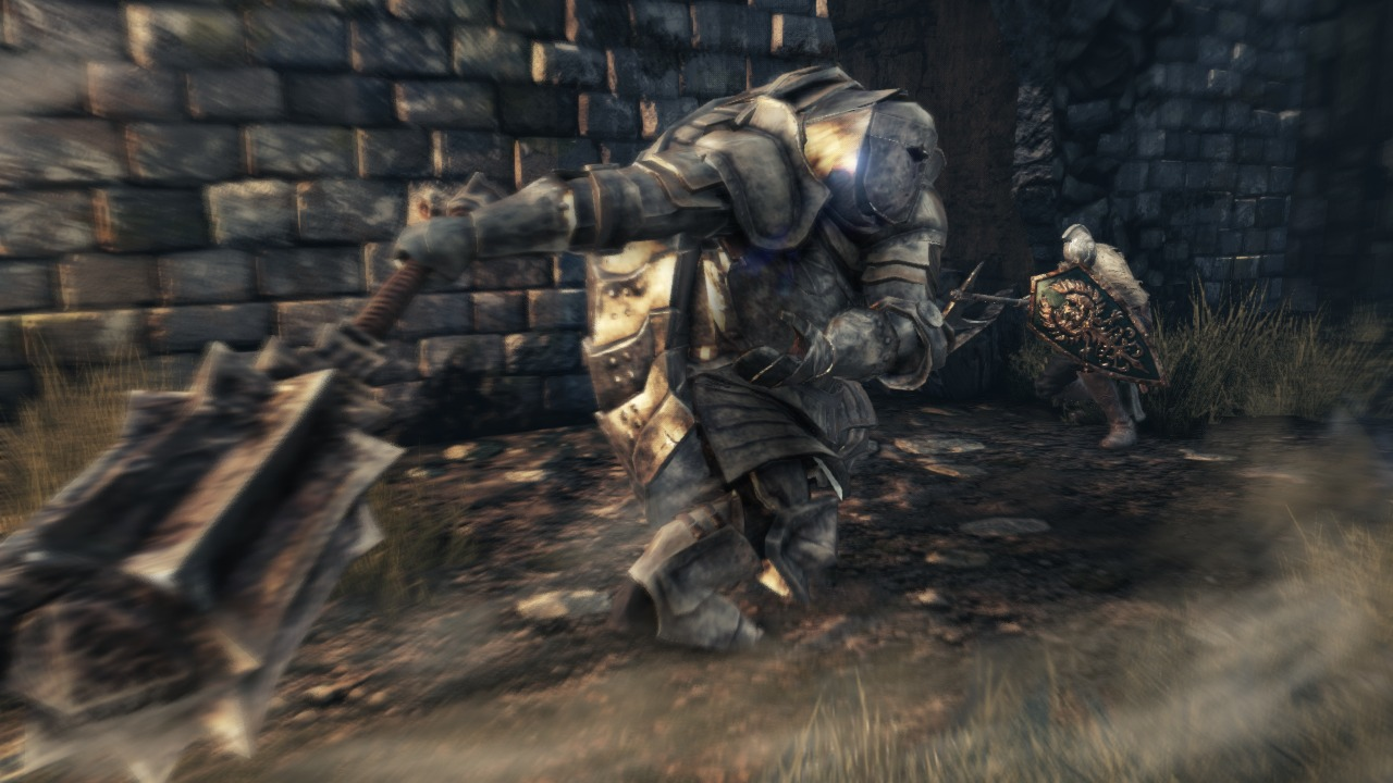 Dark Souls 2 gameplay arises, conquer the darkness with new ...