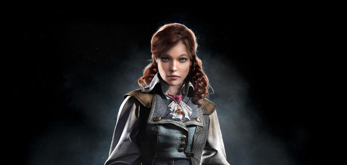 Assassin S Creed Unity Cg Trailer Introduces Elise A Templar