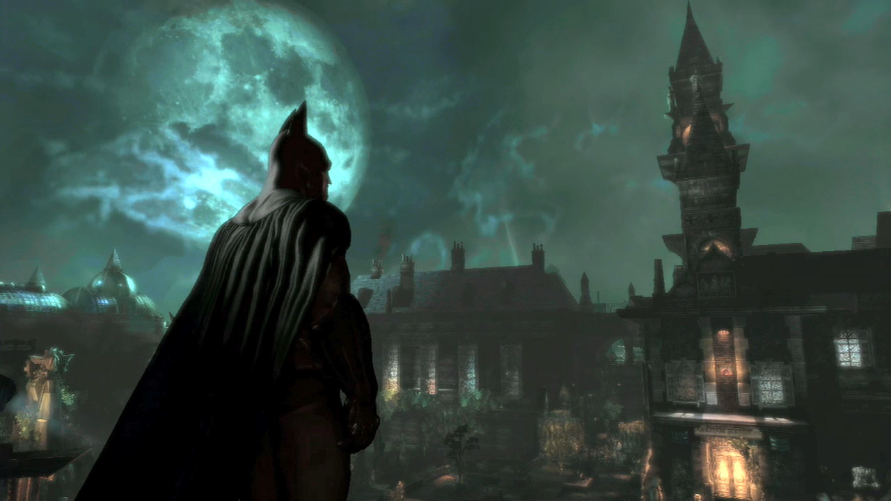 batman arkham asylum pc descargar